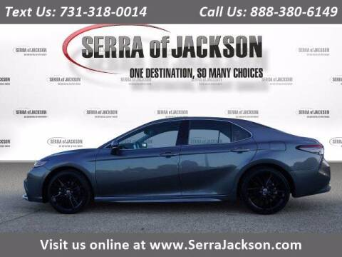 2021 Toyota Camry for sale at Serra Of Jackson in Jackson TN
