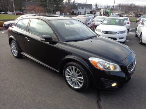 2011 Volvo C30 for sale at BETTER BUYS AUTO INC in East Windsor CT