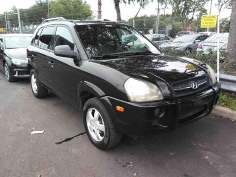 2007 Hyundai Tucson for sale at Sensible Choice Auto Sales, Inc. in Longwood FL