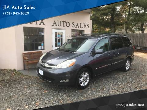 2006 Toyota Sienna for sale at JIA Auto Sales in Port Monmouth NJ