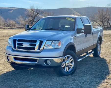 2007 Ford F-150 for sale at Premier Auto Group in Union Gap WA