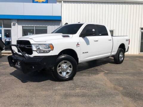 2020 RAM Ram Pickup 2500 for sale at Bulldog Motor Company in Borger TX