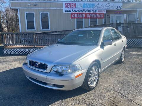 2004 Volvo S40 for sale at Seven and Below Auto Sales, LLC in Rockville MD