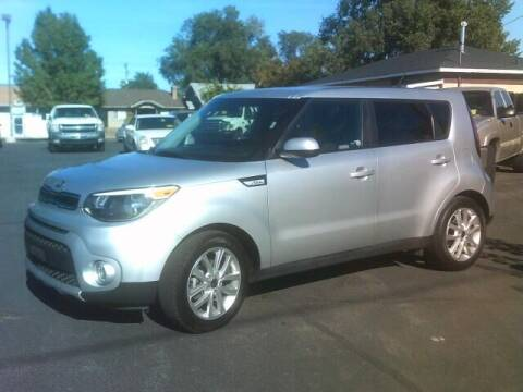 2019 Kia Soul for sale at University Auto Sales Inc in Pocatello ID