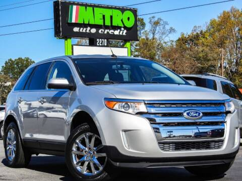 2012 Ford Edge for sale at Used Imports Auto - Metro Auto Credit in Smyrna GA