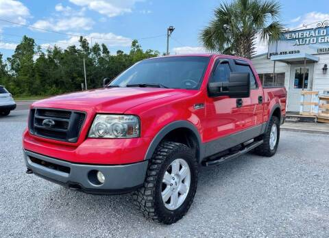 2007 Ford F-150 for sale at Emerald Coast Auto Group LLC in Pensacola FL