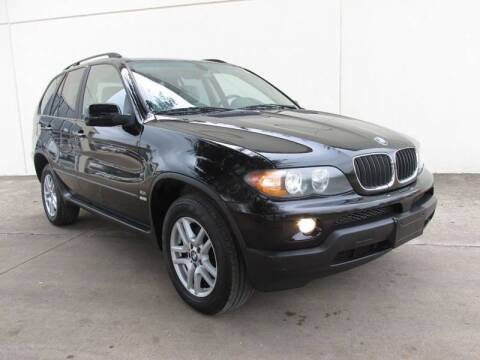 2004 BMW X5 for sale at QUALITY MOTORCARS in Richmond TX