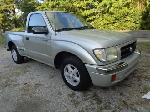 2000 Toyota Tacoma for sale at Liberty Motors in Chesapeake VA