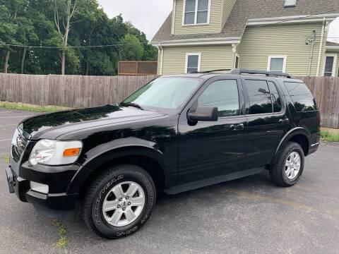 2010 Ford Explorer for sale at Pristine Auto in Whitman MA