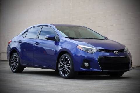2015 Toyota Corolla for sale at MS Motors in Portland OR