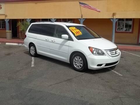 2009 Honda Odyssey for sale at Atayas Motors INC #1 in Sacramento CA