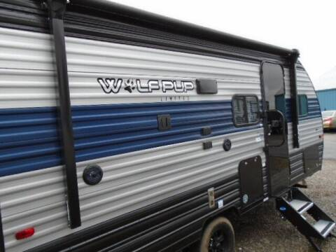 2021 Wolf Pup  16 BHS for sale at Lee RV Center in Monticello KY