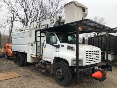 2005 GMC C7500 for sale at MGM Motors LLC in De Soto KS