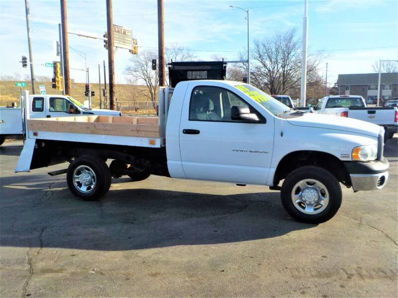 2003 Dodge Ram Pickup 2500 for sale at Steffes Motors in Council Bluffs IA