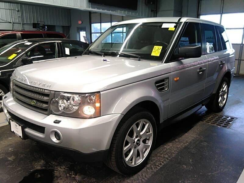 2008 Land Rover Range Rover Sport for sale at LUXURY IMPORTS AUTO SALES INC in North Branch MN