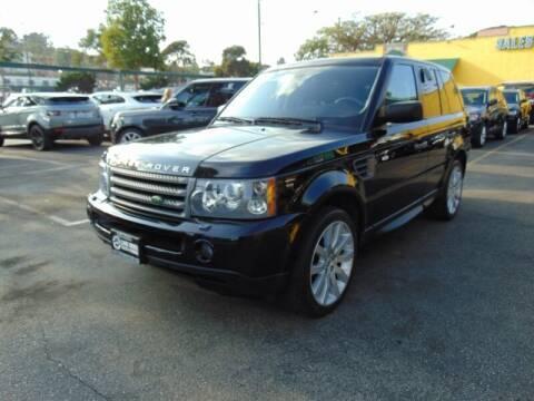 2009 Land Rover Range Rover Sport for sale at Santa Monica Suvs in Santa Monica CA
