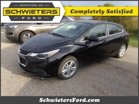 2017 Chevrolet Cruze for sale at Schwieters Ford of Montevideo in Montevideo MN