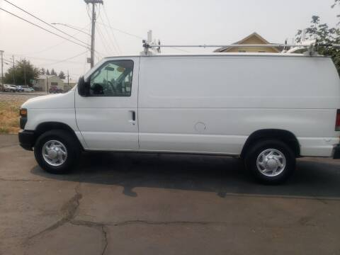 2013 Ford E-Series Cargo for sale at Select Cars & Trucks Inc in Hubbard OR