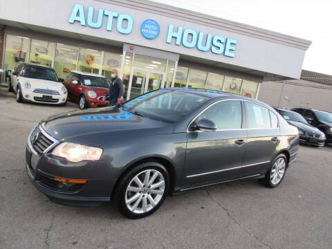 2010 Volkswagen Passat for sale at Auto House Motors in Downers Grove IL