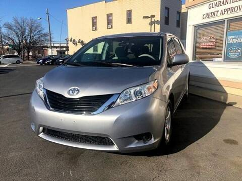 2012 Toyota Sienna for sale at ADAM AUTO AGENCY in Rensselaer NY