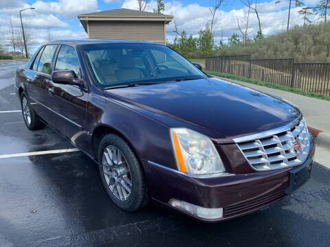 2008 Cadillac DTS for sale at LA 12 Motors in Durham NC