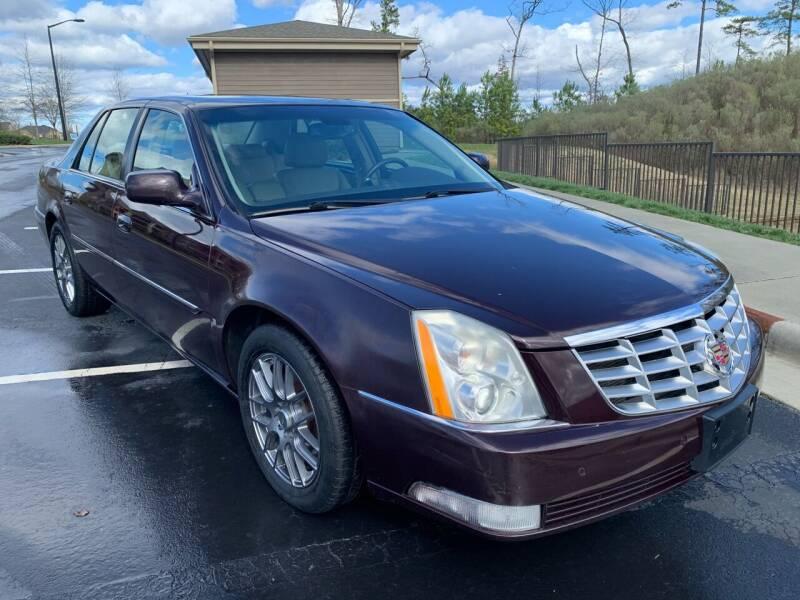 2008 Cadillac DTS for sale at LA 12 Motors in Durham NC