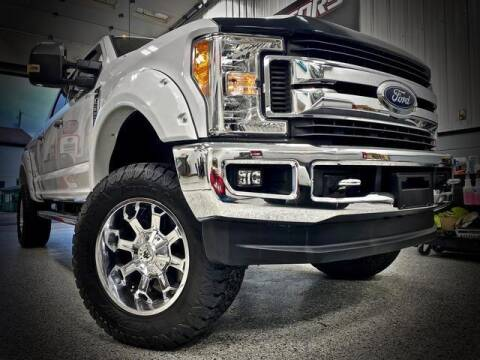 2017 Ford F-250 Super Duty for sale at Carder Motors Inc in Bridgeport WV