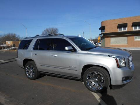 2016 GMC Yukon for sale at Creighton Auto & Body Shop in Creighton NE