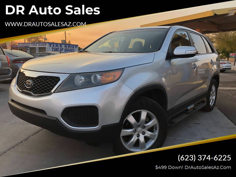 2011 Kia Sorento for sale at DR Auto Sales in Glendale AZ