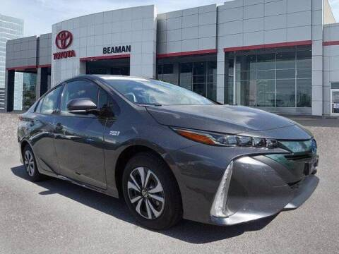 2018 Toyota Prius Prime for sale at BEAMAN TOYOTA in Nashville TN