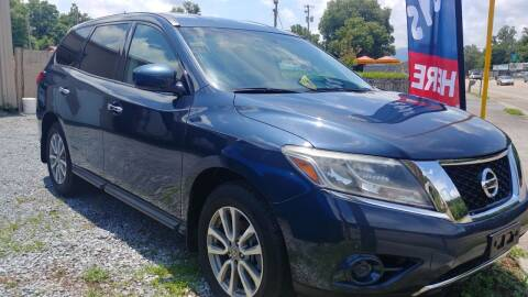 2014 Nissan Pathfinder for sale at Smith's Cars in Elizabethton TN