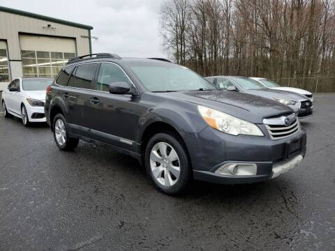 2011 Subaru Outback for sale at MOUNT EDEN MOTORS INC in Bronx NY