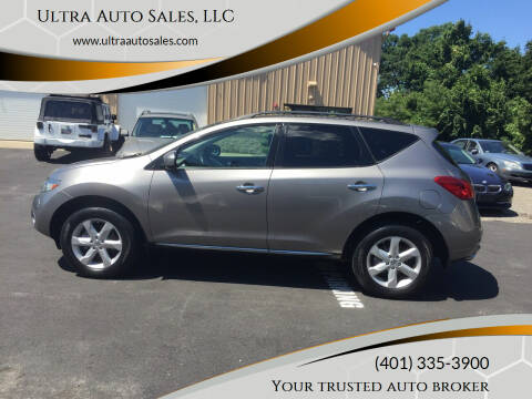 2010 Nissan Murano for sale at Ultra Auto Sales, LLC in Cumberland RI