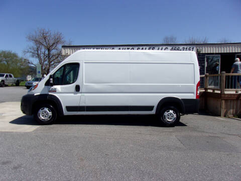 2017 RAM ProMaster Cargo for sale at Swanny's Auto Sales in Newton NC