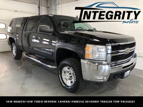 2009 Chevrolet Silverado 2500HD for sale at Integrity Motors, Inc. in Fond Du Lac WI