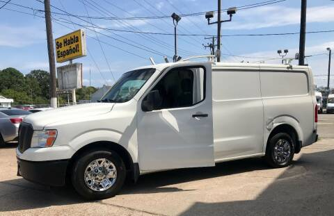 2017 Nissan NV Cargo for sale at Steve's Auto Sales in Norfolk VA