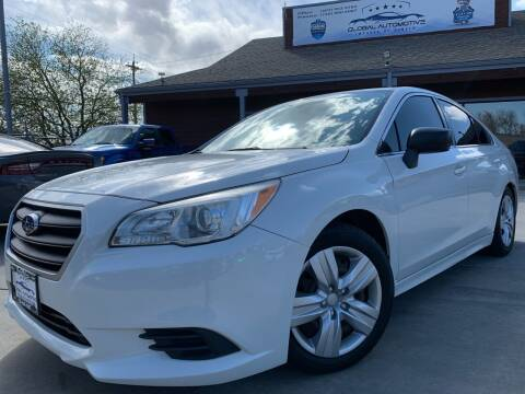 2016 Subaru Legacy for sale at Global Automotive Imports in Denver CO