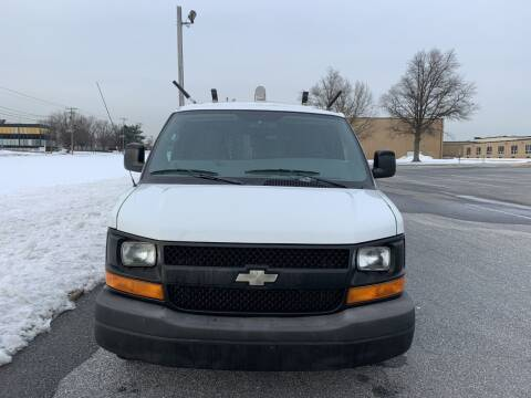 2010 Chevrolet Express Cargo for sale at Rt. 73 AutoMall in Palmyra NJ