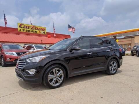 2016 Hyundai Santa Fe for sale at CarZoneUSA in West Monroe LA