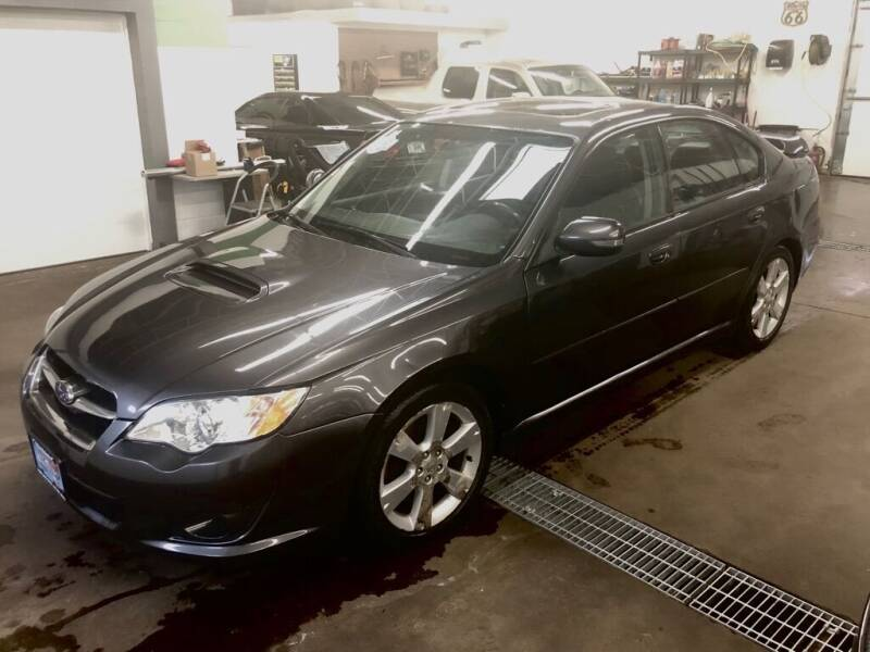 2009 Subaru Legacy for sale at MR Auto Sales Inc. in Eastlake OH