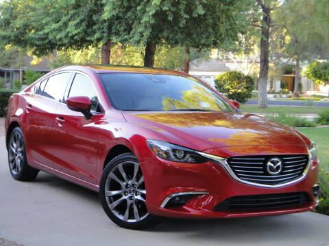 2017 Mazda MAZDA6 for sale at AZGT LLC in Phoenix AZ