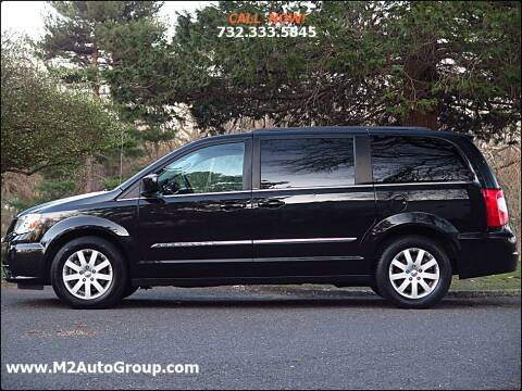 2014 Chrysler Town and Country for sale at M2 Auto Group Llc. EAST BRUNSWICK in East Brunswick NJ