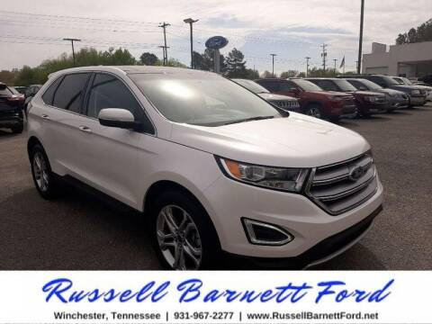 2018 Ford Edge for sale at Oskar  Sells Cars in Winchester TN