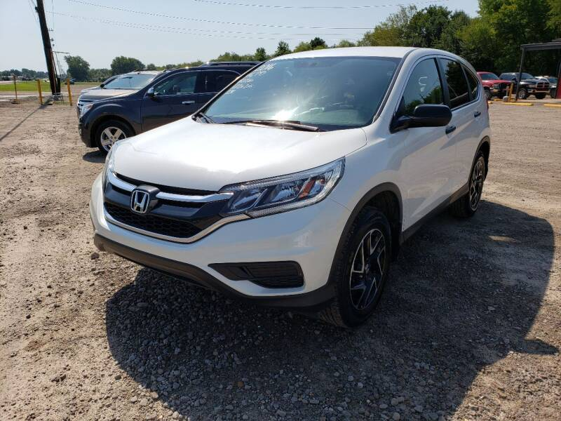 2016 Honda CR-V for sale at CAR CORNER in Van Buren AR