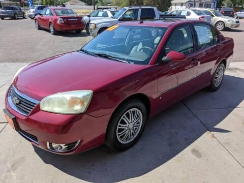 2007 Chevrolet Malibu for sale at Progressive Auto Sales in Twin Falls ID