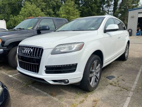 2014 Audi Q7 for sale at Smart Chevrolet in Madison NC
