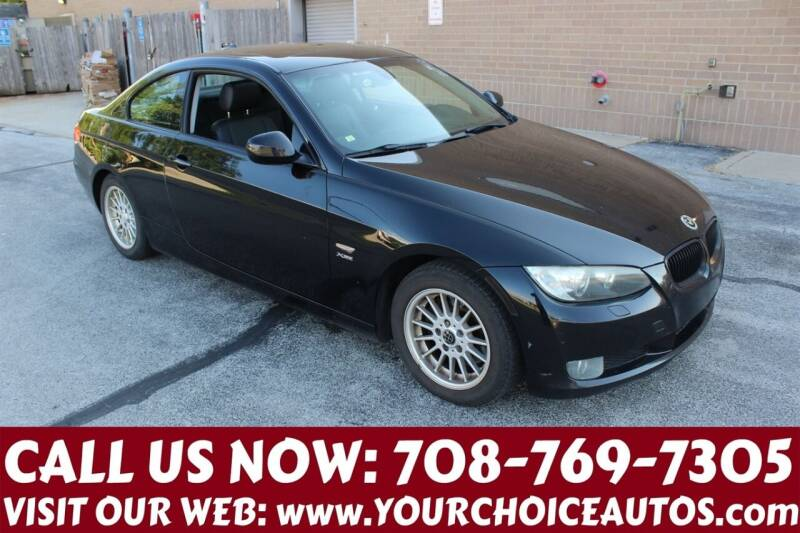 2010 BMW 3 Series for sale at Your Choice Autos in Posen IL