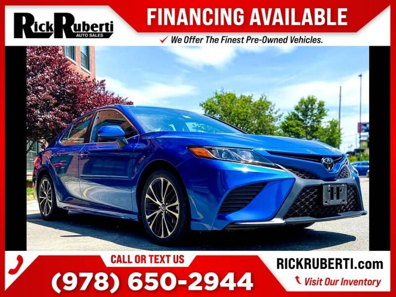 2019 Toyota Camry for sale in Fitchburg, MA