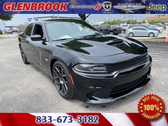 2017 Dodge Charger for sale at Glenbrook Dodge Chrysler Jeep Ram and Fiat in Fort Wayne IN