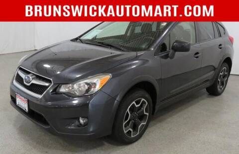 2015 Subaru XV Crosstrek for sale at Brunswick Auto Mart in Brunswick OH